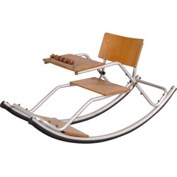 Chidren's rocking chair - 1950s