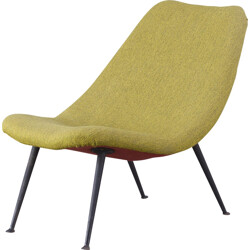 "Vintage Artifort ""F122"" armchair, Theo RUTH - 1950s"