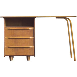 "Pastoe ""EE02"" writing desk, Cees BRAAKMAN - 1940s"