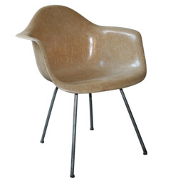 "Herman Miller ""DAX"" armchair, Charles & Ray EAMES - 1950s"