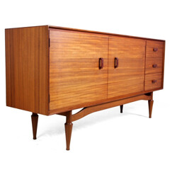 Mid century sideboard in rosewood - 1950s