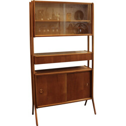 Mid century storage system with a display - 1960s