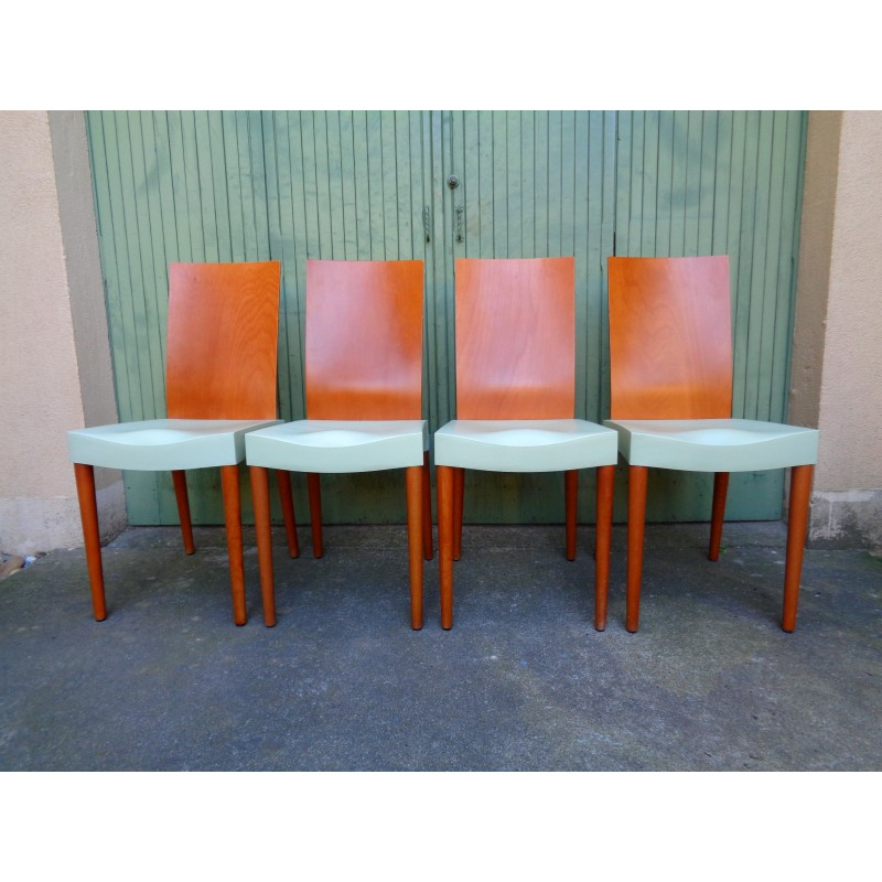 Chaises philippe starck kartell masters chairs kartelle for Table basse kartell