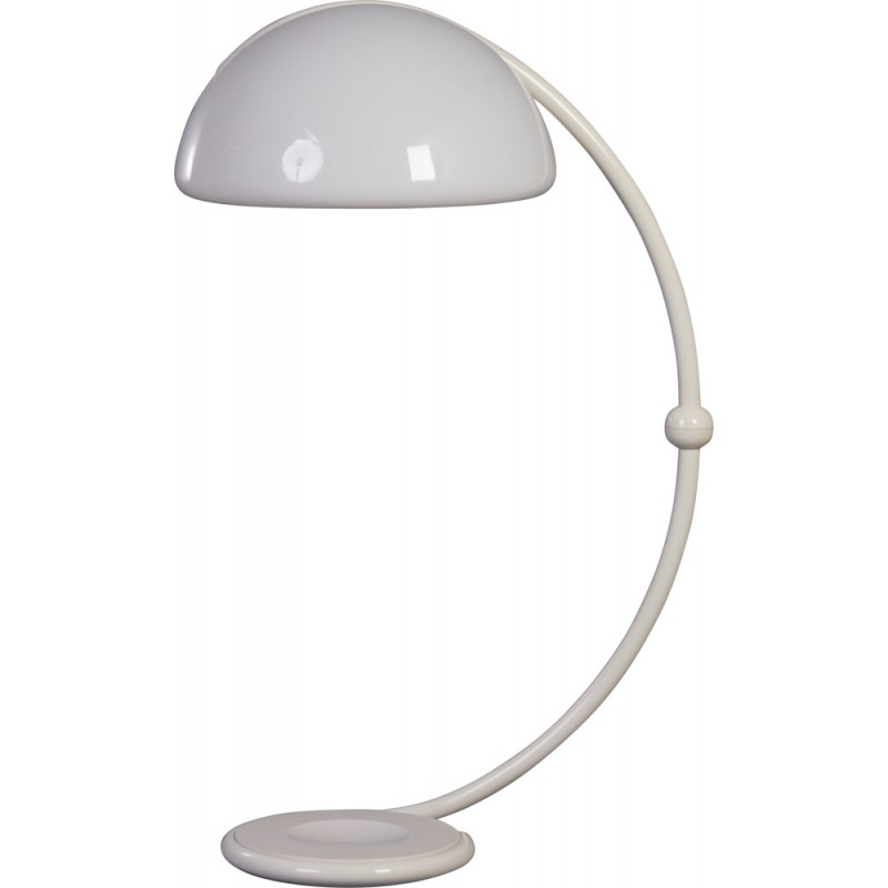 Martinelli Luce Serpente lamp, Elio MARTINELLI - 1965