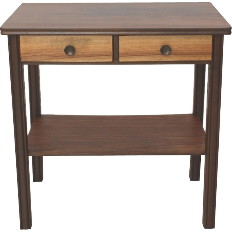 Walnut Side Table With Drawers S Design Market - Walnut side table with drawer