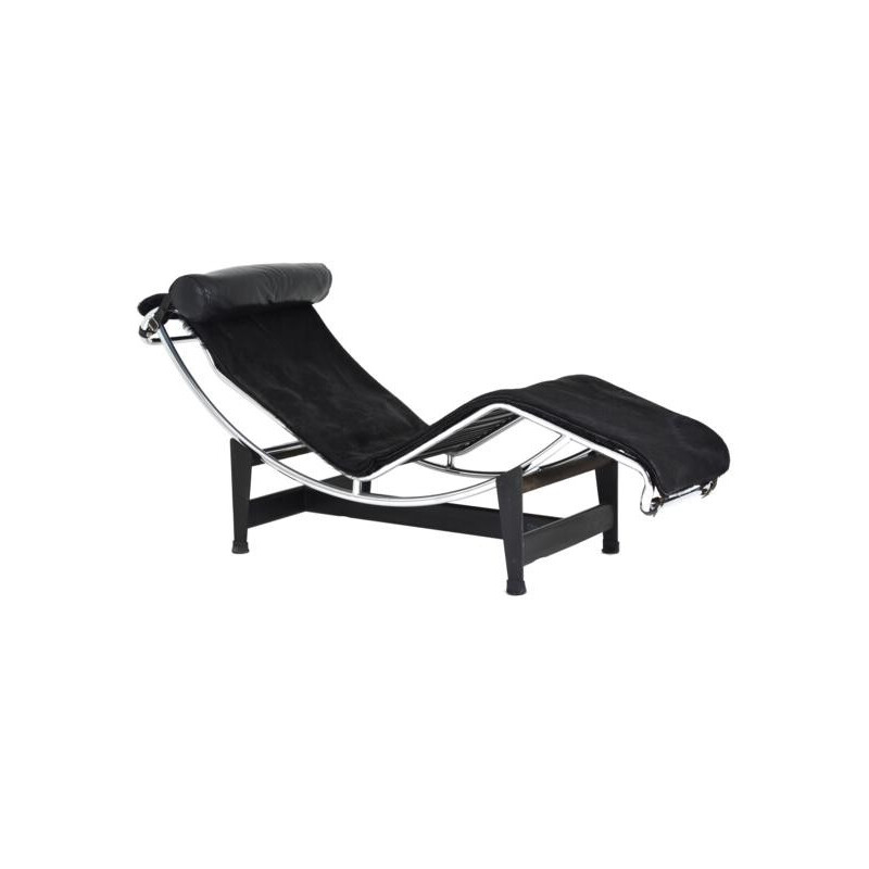 "Cassina chaise longue ""LC4"", LE CORBUSIER, J. JEANNERET, C. PERRIAND - 1990s"