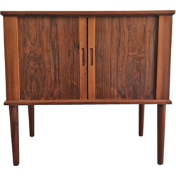 Small Danish cabinet in rosewood - 1950s