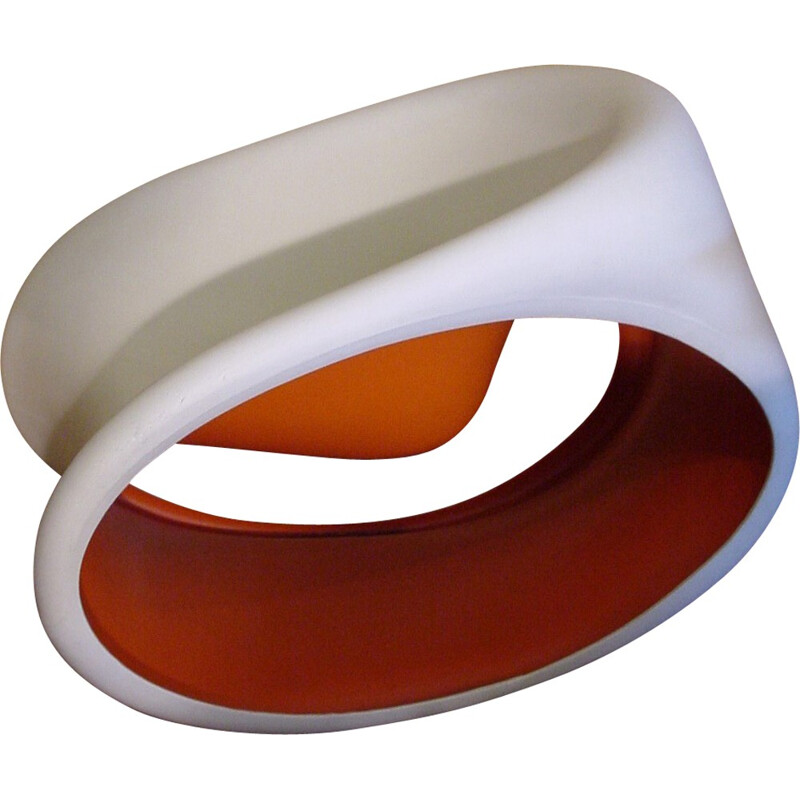 MT3 rocking chair in resin, Ron ARAD - 1990s