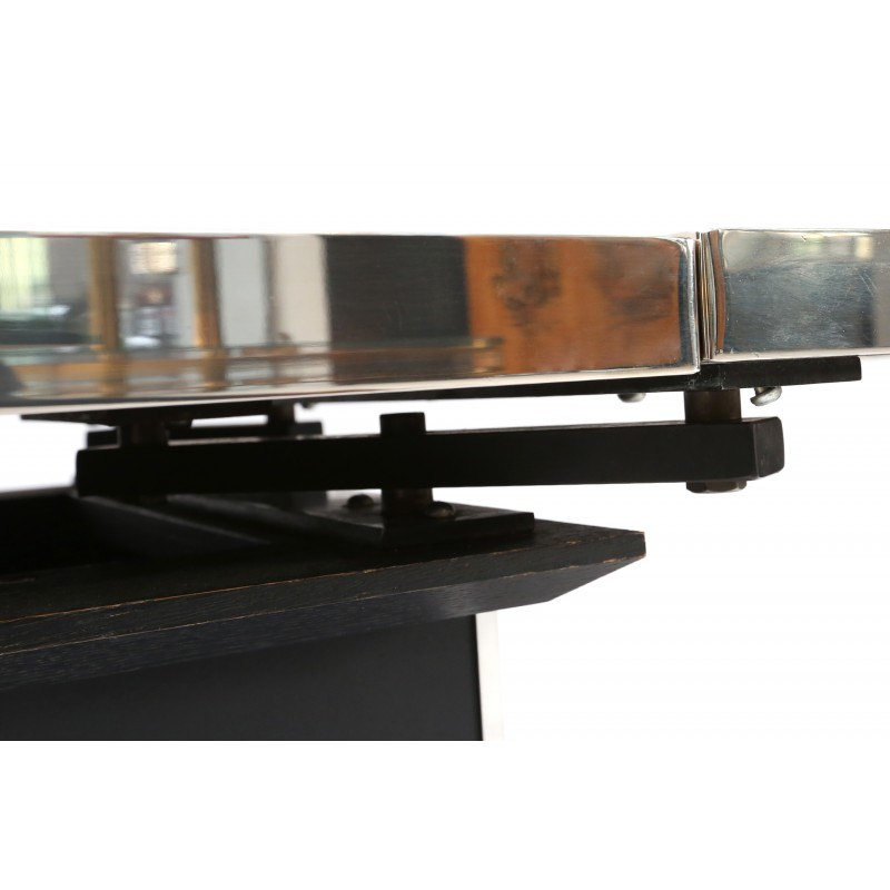 Vintage Coffee Table Bar By Willy RIZZO