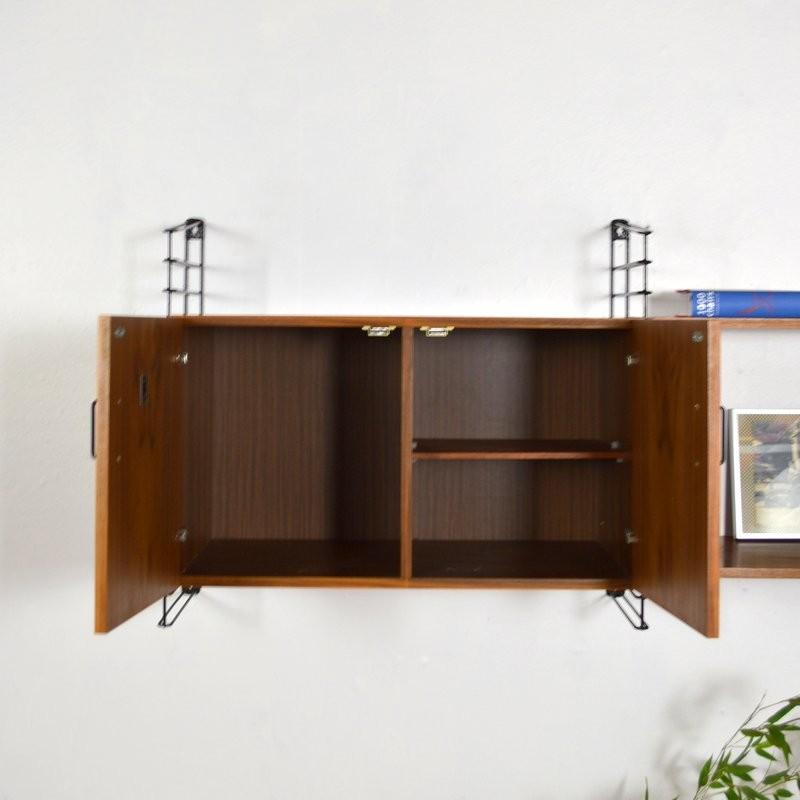 Vintage Musterring International Shelving System 1950s Design Market
