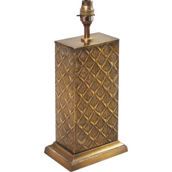 Mid-century table lamp in brass - 1960s