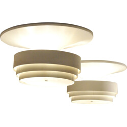 Big wall-ceiling light - 1960s