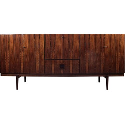 Mid century Swiss Form sideboard in rosewood - 1960s
