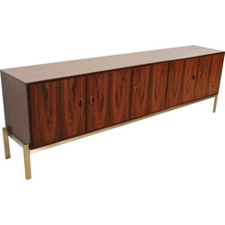 Fristho sideboard in rosewood, Kho LIANG IE - 1960s