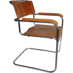 Thonet modernist chair - 1930s