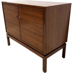 Small Greaves & Thomas Co. cabinet in wood - 1960s