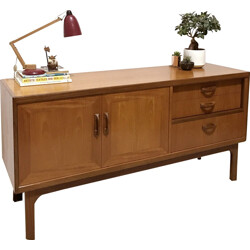 Mid-century English G-Plan sideboard in teak - 1970s
