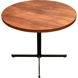Vintage teak table with modular height - 1950s