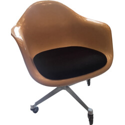 """""""PACC"""" armchair with cushion, Charles et Ray EAMES - 1960s"""