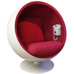 """Ball chair"" first edition, Eero AARNIO - 1960s"