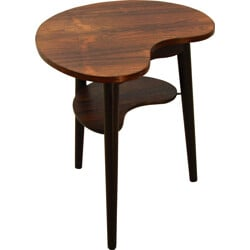 Danish side table in rosewood - 1960s