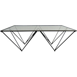 "B&B Italia ""Alanda"" coffee table, Paolo PIVA - 1980s"