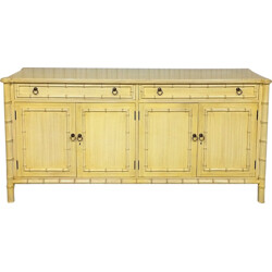 Sideboard in lacquered wood - 1970s