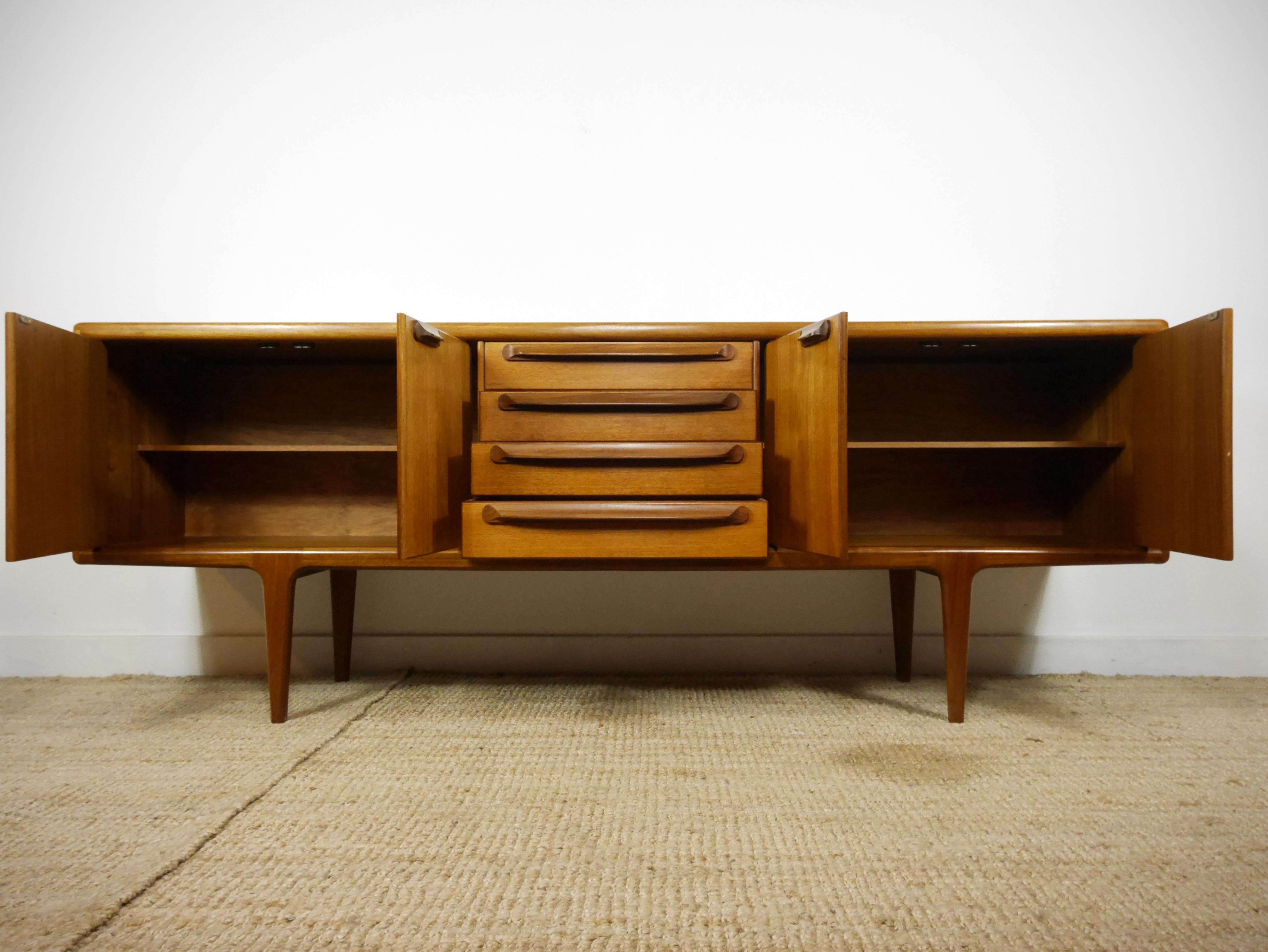 "A Younger Ltd""Younger"" teak sideboard, John HERBERT 1960s Design Market"