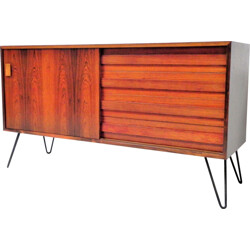Dammand and Rasmussen sideboard in rosewood  - 1970s