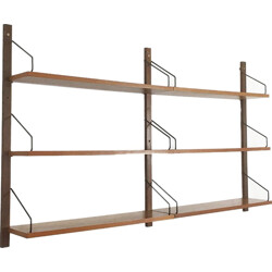 "Danish wall unit ""Royal System"", Poul CADOVIUS - 1960"