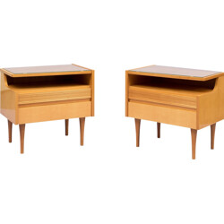 Set of two small dressers - 1950s