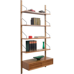 Royal Persienne shelving system, Poul CADOVIUS - 1960s