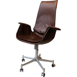"Kill international ""FK 6725"" desk armchair, Preben FABRICIUS et Jorgen KASTHOLM - 1960s"