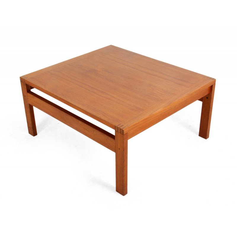 Mid Century Teak Coffee Table By France And Son 1960s