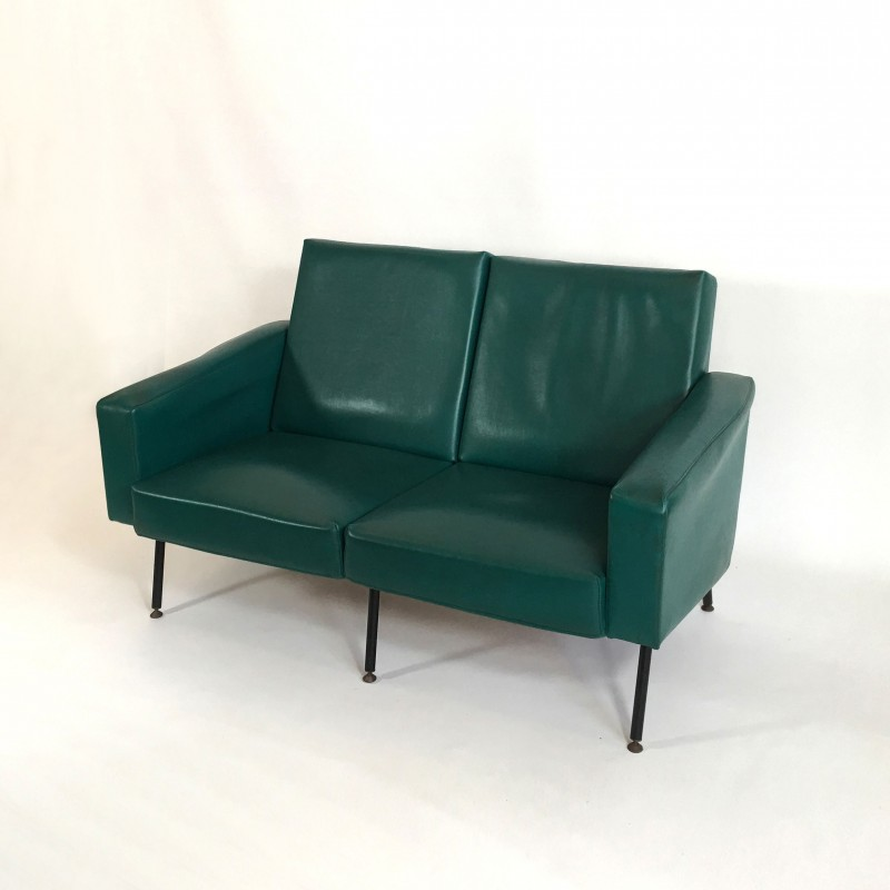 Small Two Seater Sofa Produced By Airborne 1960s