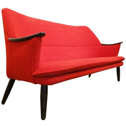 2-seater sofa by Torbjorn Afdal - 1950s