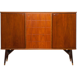 Swedish Cabinet in teak and rosewood - 1950s