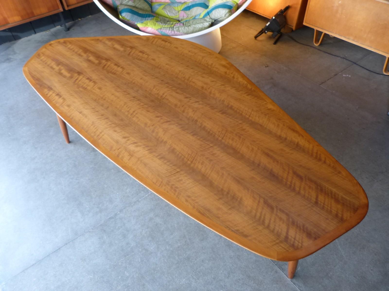 Vintage Danish coffee table 1950s Design Market