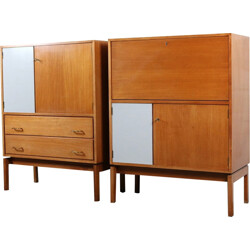 Two cabinets by Jos De Mey - 1960s