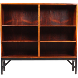 Danish Rosewood Bookcase by Børge Mogensen for FDB - 1960s