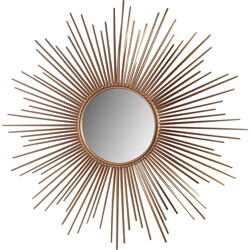 Large sun mirror Chaty - 1950s
