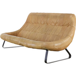 "Percival Lafer ""earth chair"" sofa - 1960s"