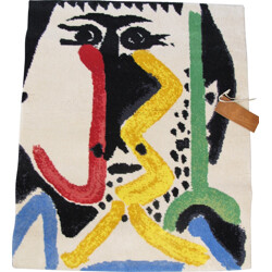 Rug by Pablo Picasso for Desso - 1960s