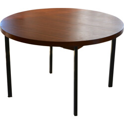 Dining table Pierre Guariche for Minvielle - 1960s