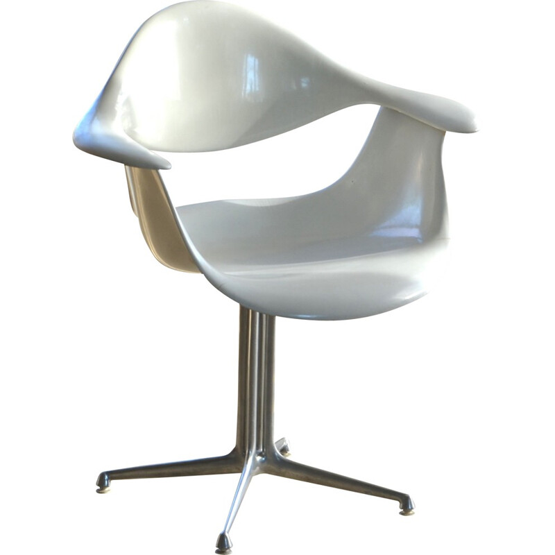 """Chair """"DAF""""  George Nelson Herman Miller - 1950s"""