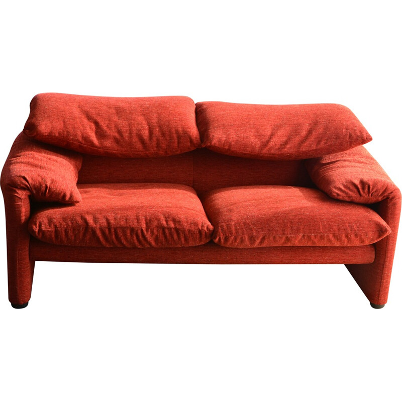 "Sofa by Vico Magistretti ""Maralunga"" - 1990s"