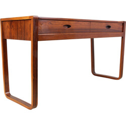Mid Century Serving Table by Gunther Hoffstead for Uniflex - 1960s