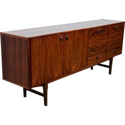 Mid-Century dutch sideboard in rosewood by Fristho - 1960s