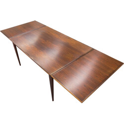 Niels O. Møller for J.L. Møller Møbelfabrik rosewood dining table - 1950s