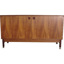 Chest of drawers with opening doors by André Monpoix - 1960s